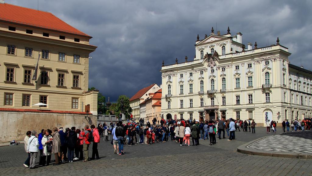 Czech Republic Palace