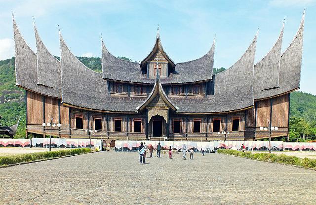 Bukittinggi Indonesia Palace