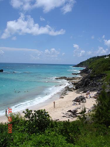 Church  Bay Park Bermuda Beaches
