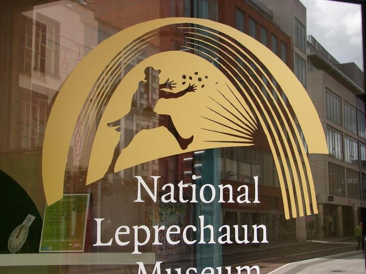 Leprechaun museum dublin