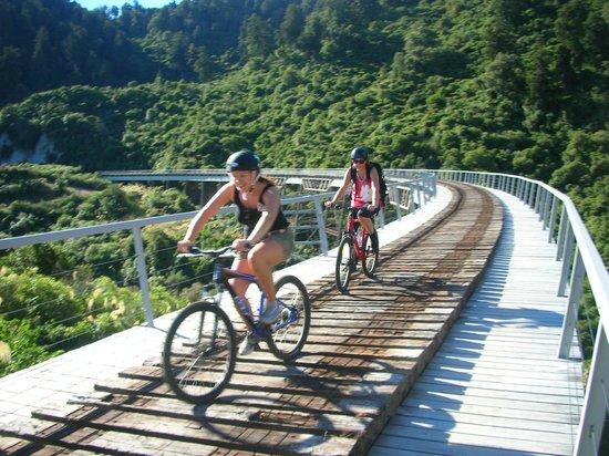 New Zealand Bike