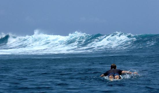 Tanzania Surfing