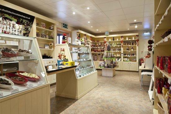 Leyburn England Shopping