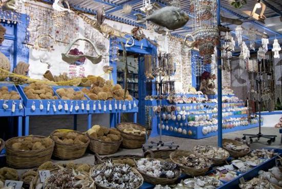 Kos greece Shopping