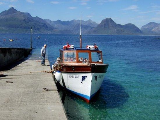 Scotland Boat Trips
