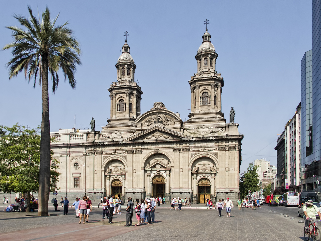Chile Cathedral