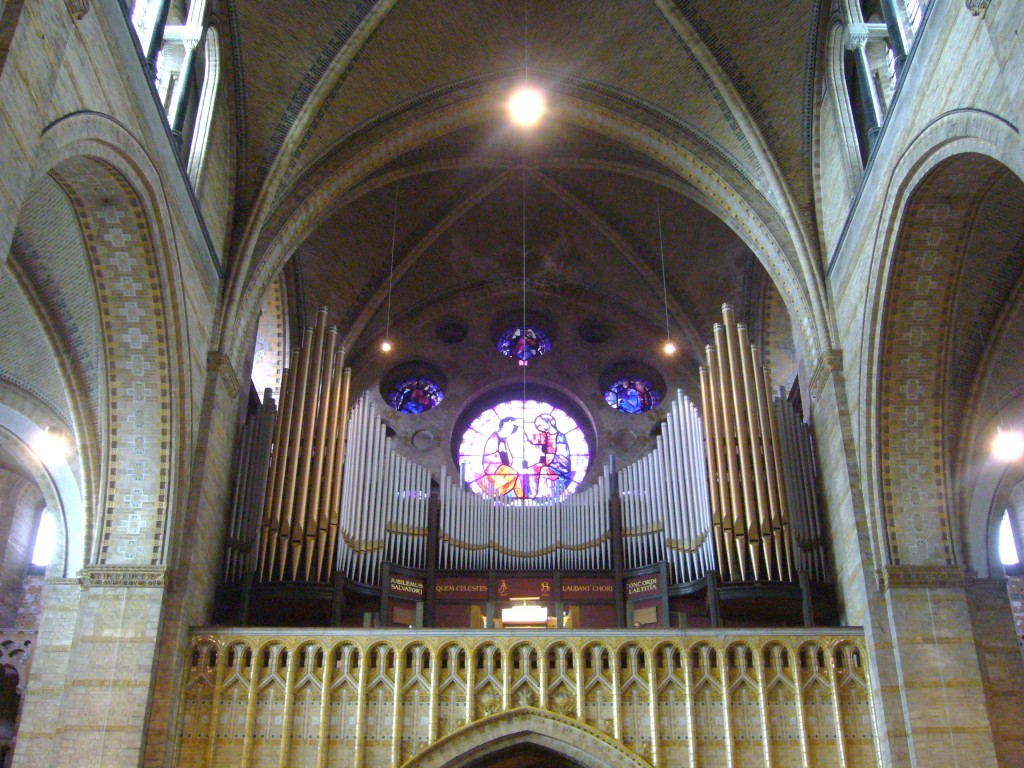 The Netherlands Cathedral