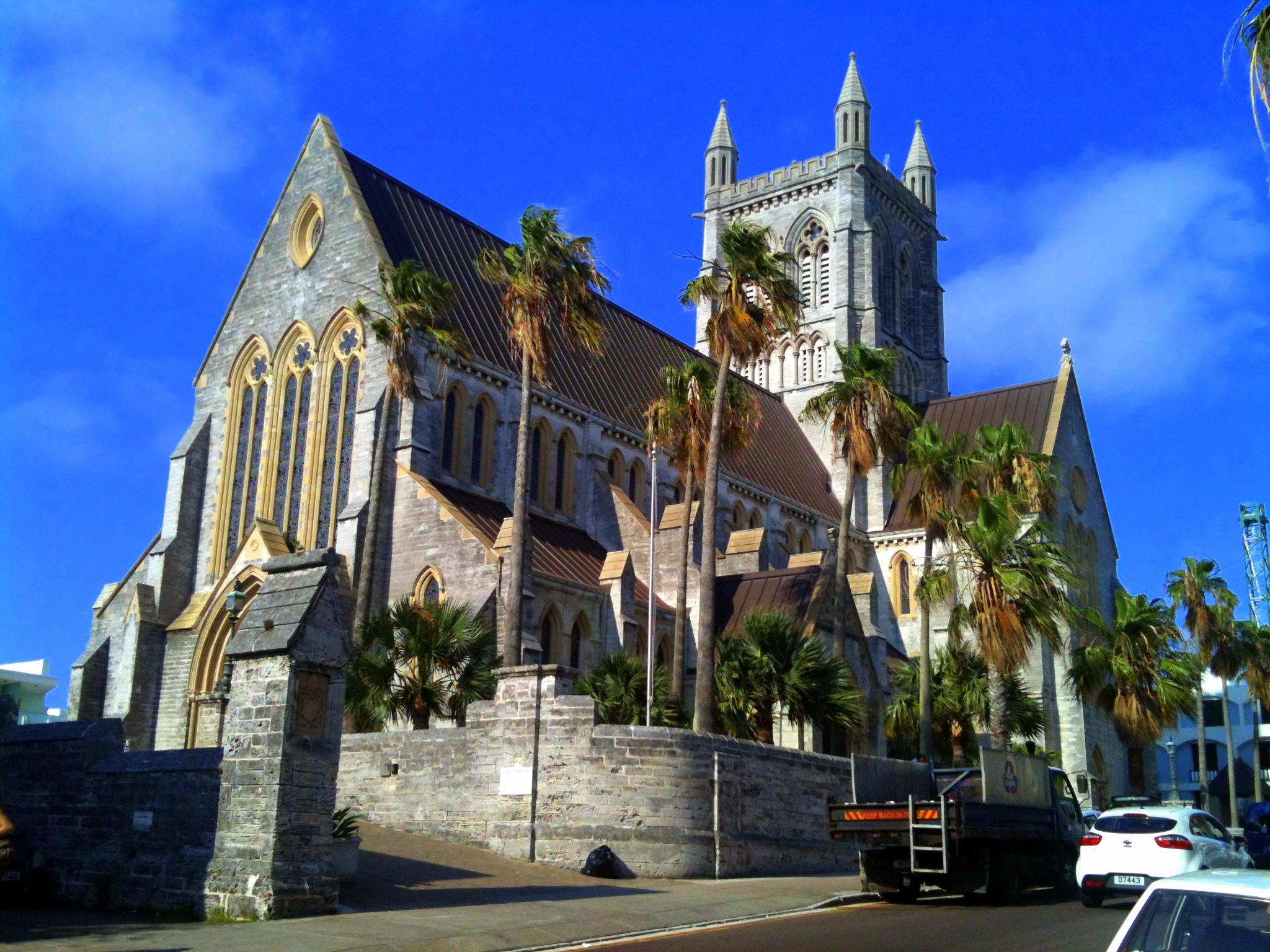 Bermuda Cathedral