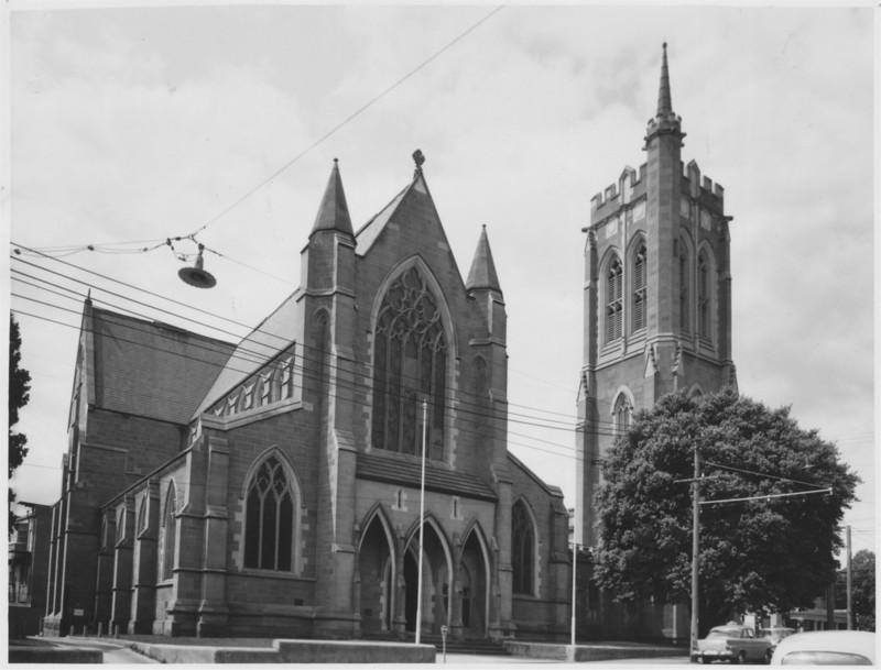 Hobart Australia Cathedral