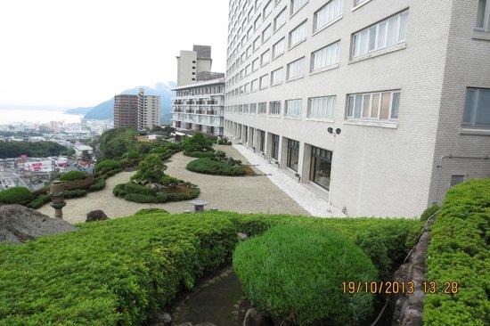 Beppu Japan Palace