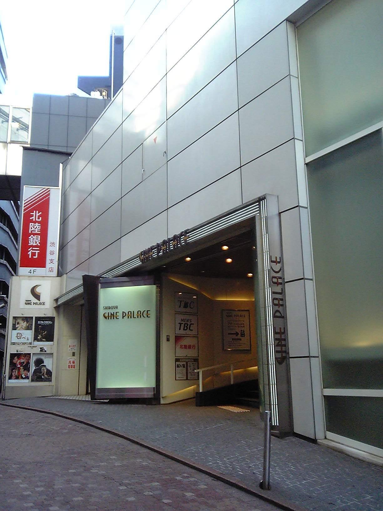 Shibuya Japan Palace