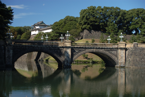 Kamocho Reihei Nakagiri Japan Palace