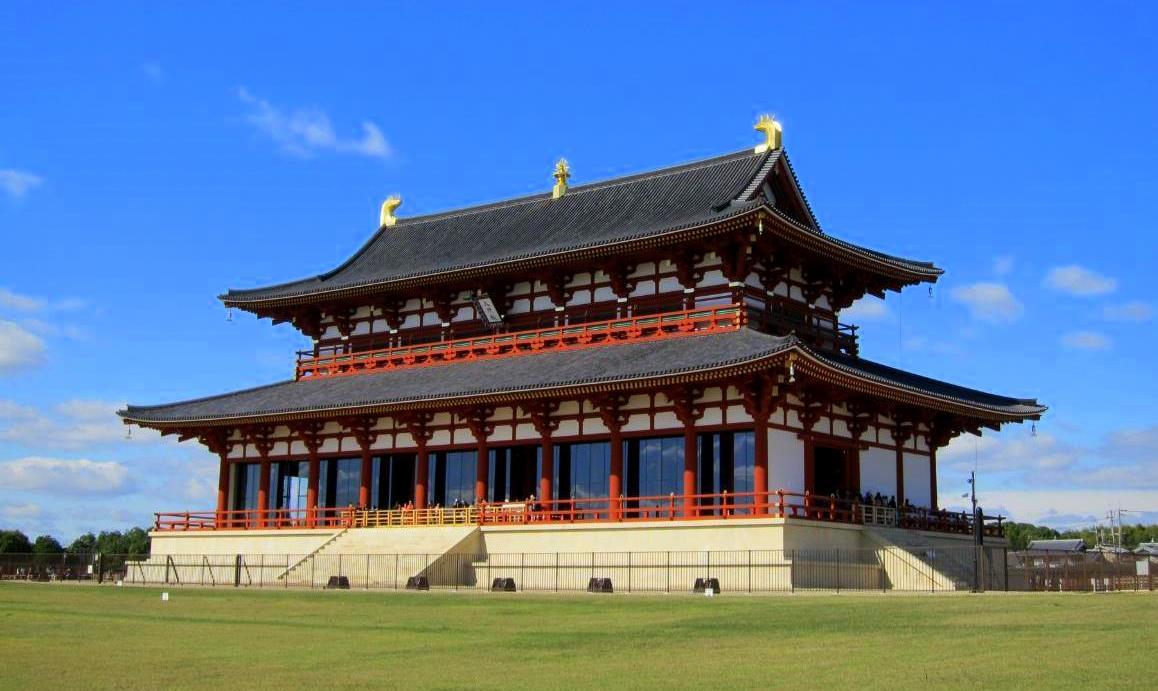 Nara Japan Palace
