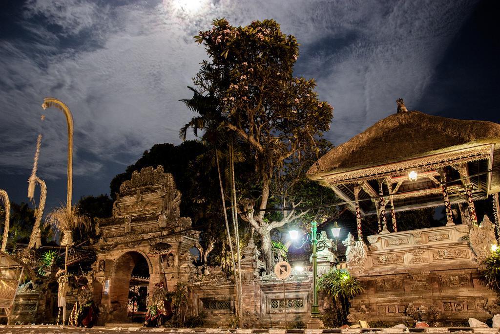 Ubud Indonesia Palace