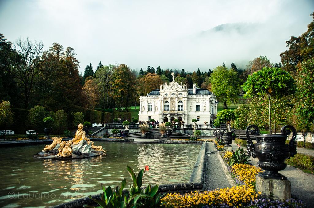 Ettal Germany Palace