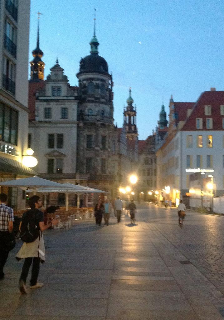 Dresden Germany Palace