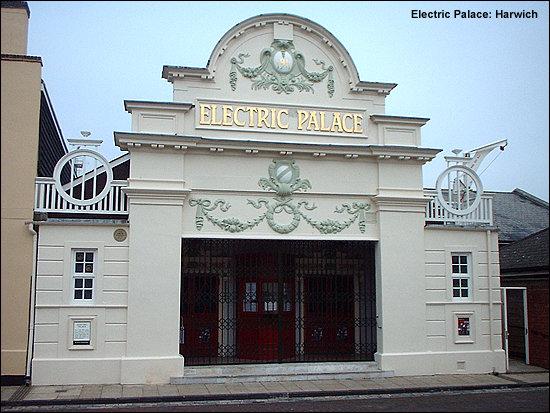 Harwich England Palace