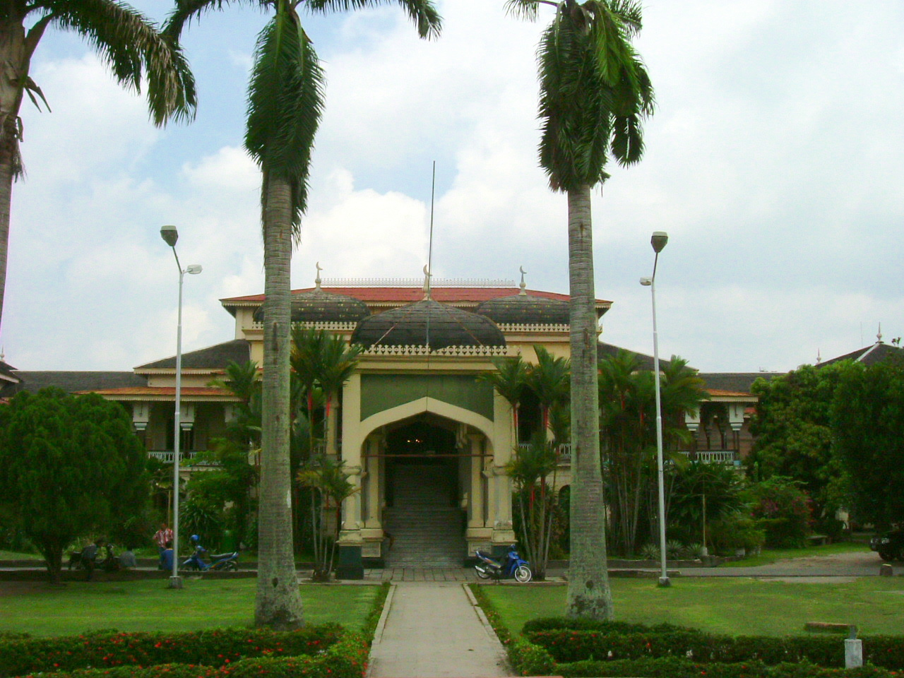Medan Indonesia Palace