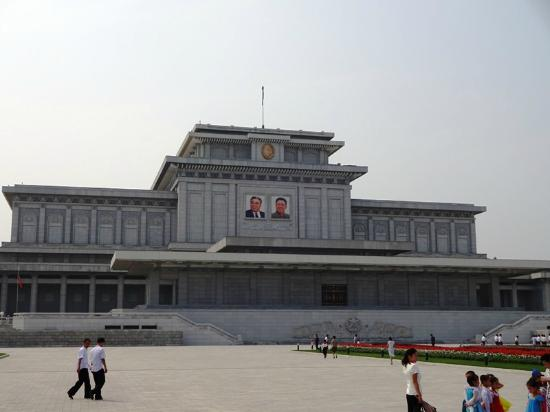North Korea Palace