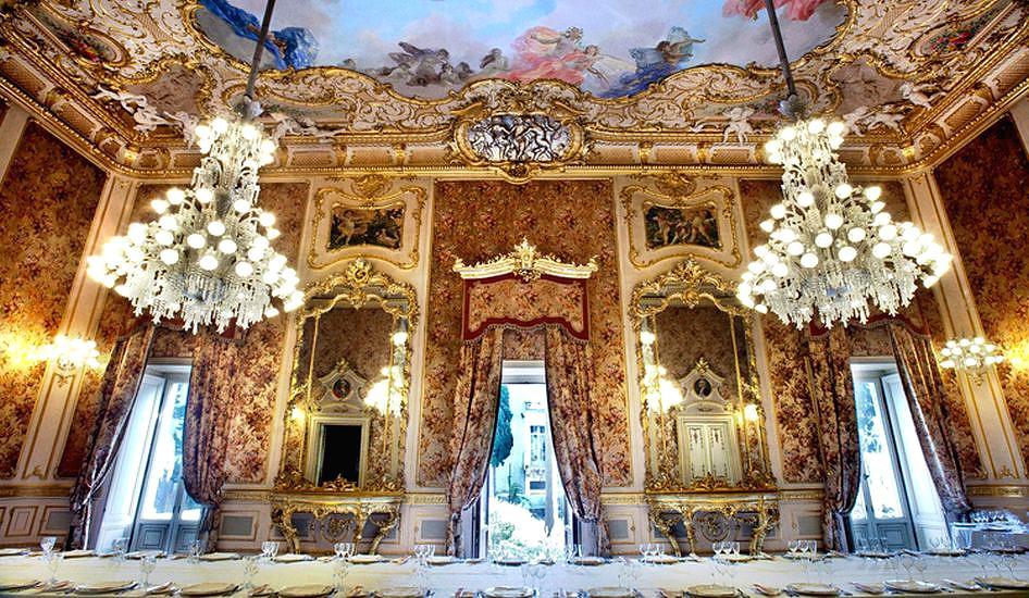 Catania Italy Palace