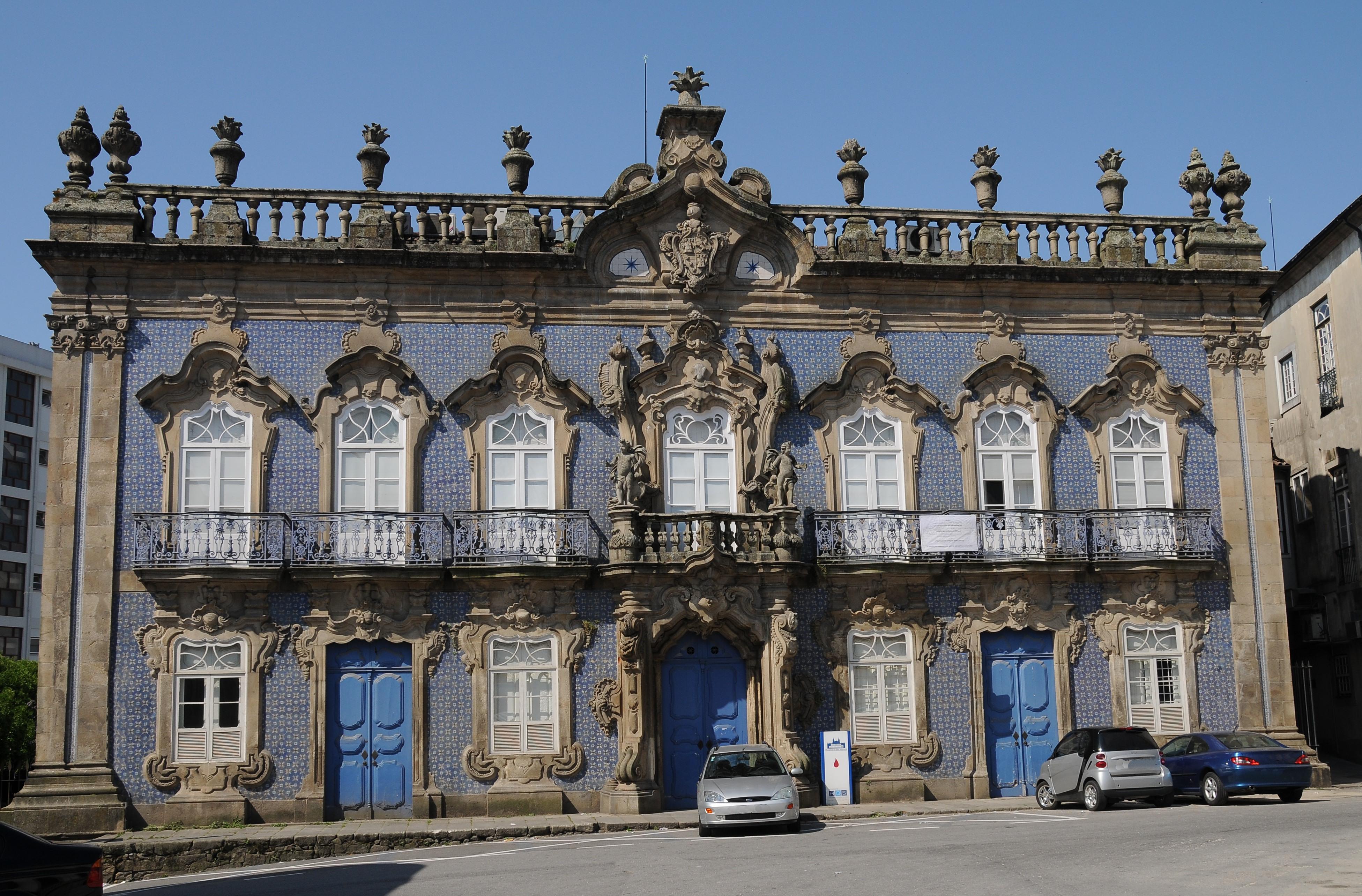 Braga Portugal Palace