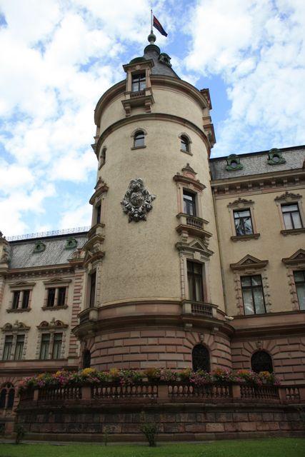 Regensburg Germany Palace