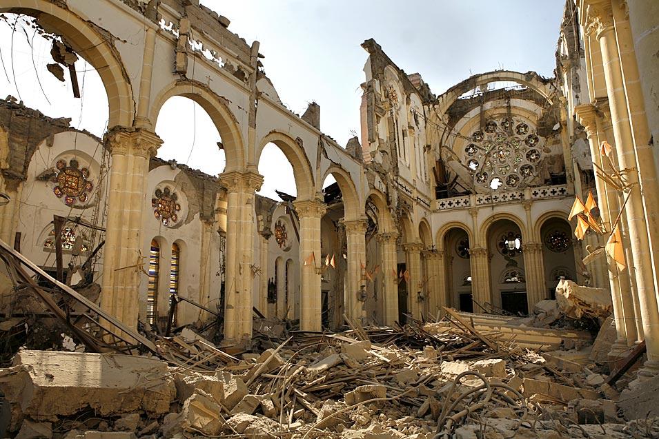 Haiti Cathedral