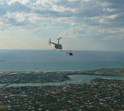 Greater Perth Australia Helicopter Rides