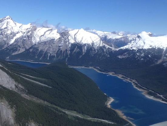 Canmore Canada Helicopter Rides