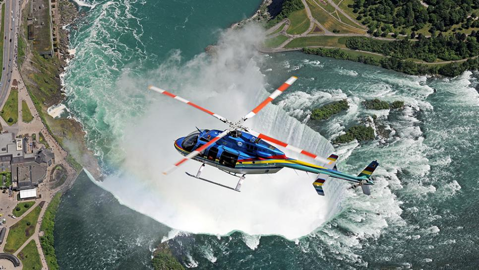 Niagara-on-the-Lake Canada Helicopter Rides
