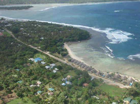 Vanuatu Helicopter Rides