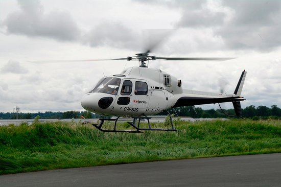 Pitt Meadows British Columbia Helicopter Rides