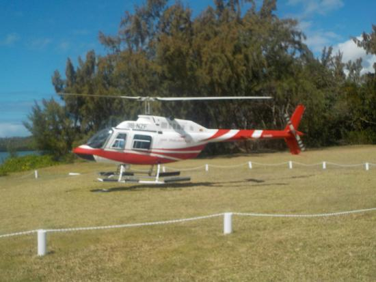 Mauritius Helicopter Rides