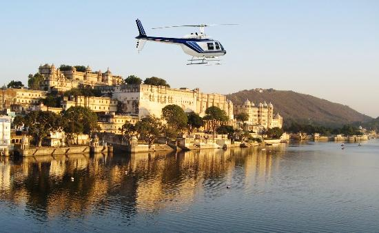 India Helicopter Rides