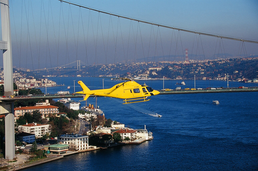 Turkey Helicopter Rides