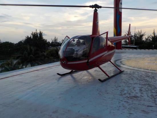 Mexico Helicopter Rides