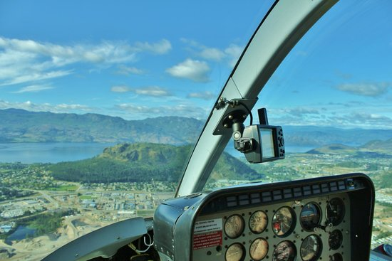 Canada British Columbia Helicopter Rides