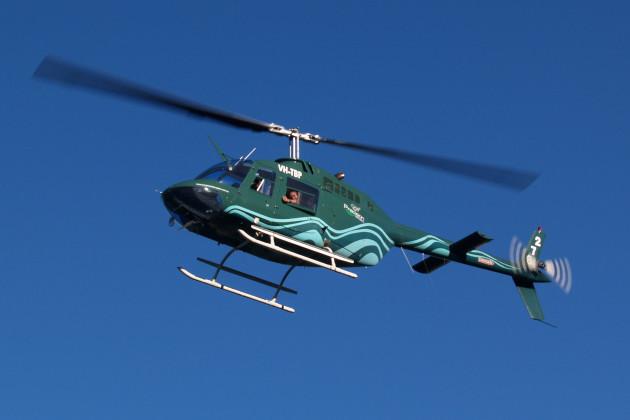 Coffs Harbour Australia Helicopter Rides