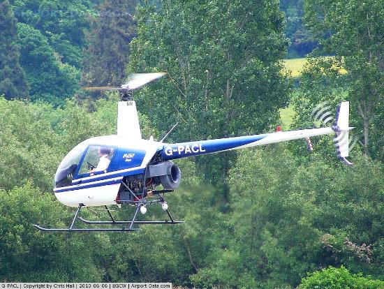 Welshpool Canada Helicopter Rides