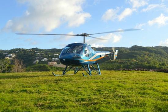 Las Terrenas Dominican Republic Helicopter Rides