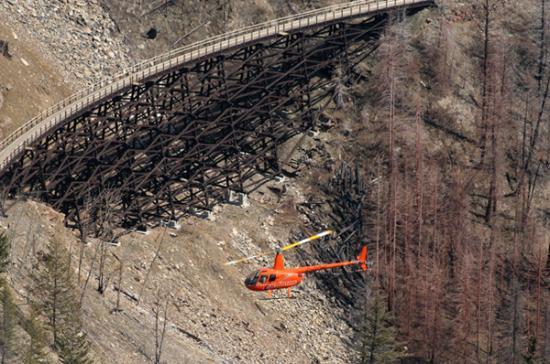 Kelowna British Columbia Helicopter Rides