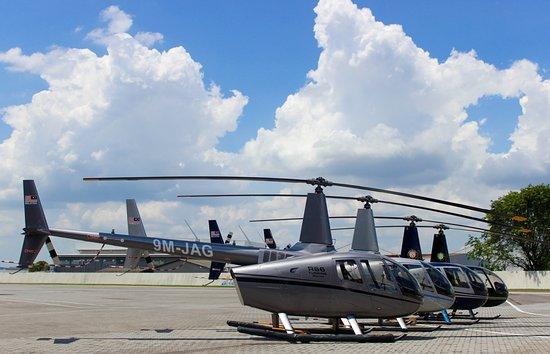 Subang Jaya Malaysia Helicopter Rides