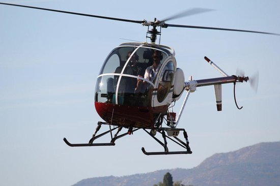 Grimaud France Helicopter Rides