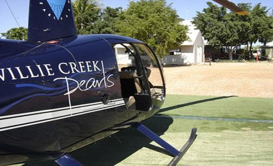 Broome Australia Helicopter Rides