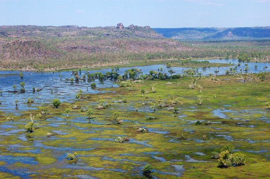 Jabiru Northern Territory Helicopter Rides