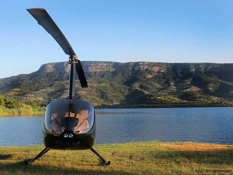 Durban South Africa Helicopter Rides