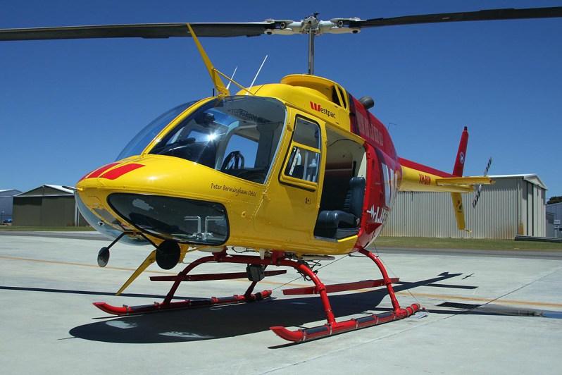 Armidale Australia Helicopter Rides