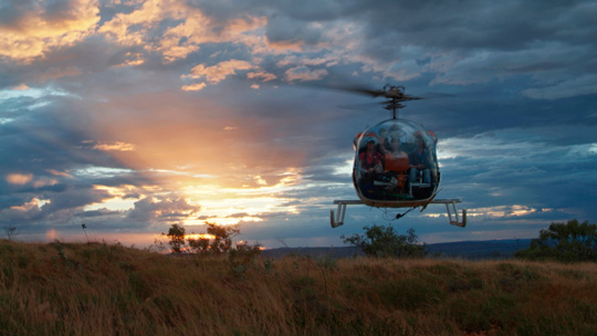 Alice Springs Northern Territory Helicopter Rides