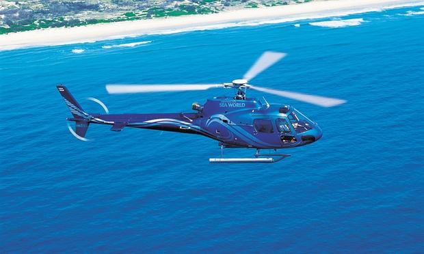Main Beach Australia Helicopter Rides