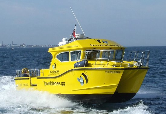 Guernsey Boat Trips